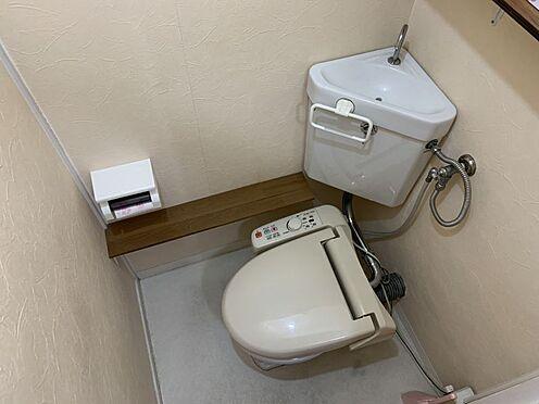 中古マンション-名古屋市名東区名東本通5丁目 トイレです。