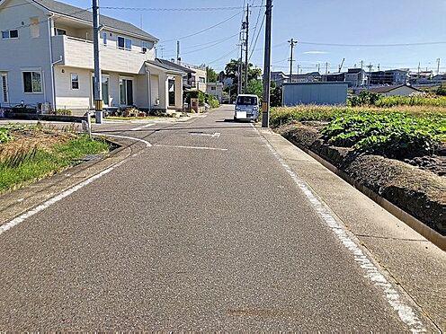新築一戸建て-名古屋市守山区大字下志段味字西新外 北東側公道幅員約6.0m!