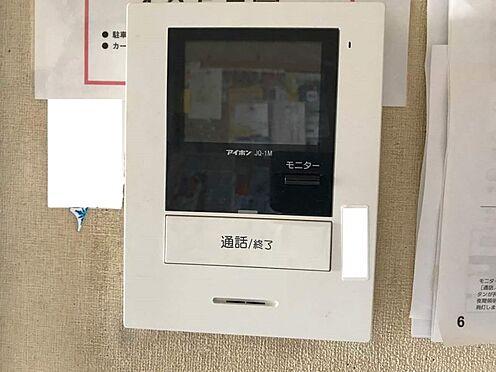 区分マンション-名古屋市中川区東起町5丁目 快適な暮らしを守るTVモニター付きインターホン!