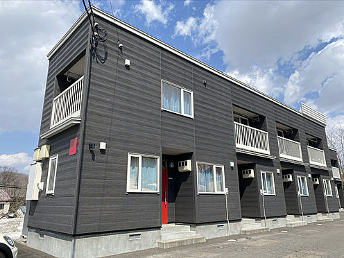 アパート-虻田郡ニセコ町字中央通 外観