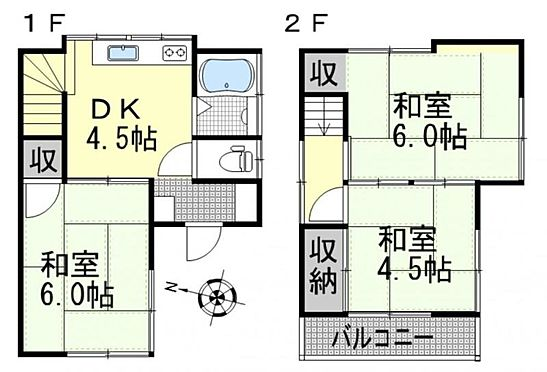 建物全部その他-江戸川区篠崎町6丁目 日本特有の部屋「和室」が3部屋。洗濯物をたたんだり、お子様を寝かしつけたり、ゲストルームとしても、多目的にお使いいただけます。
