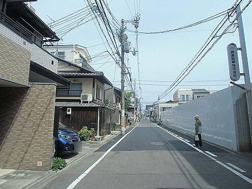 マンション(建物全部)-京都市中京区薬師町 前面道路
