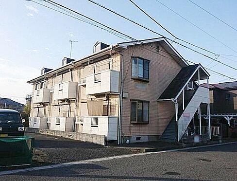 アパート-久喜市青毛3丁目 外観