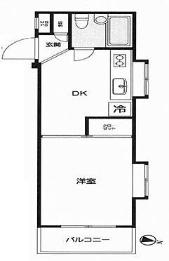 中古マンション-練馬区石神井町7丁目 間取り