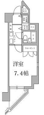 マンション(建物一部)-京都市中京区壬生朱雀町 間取り