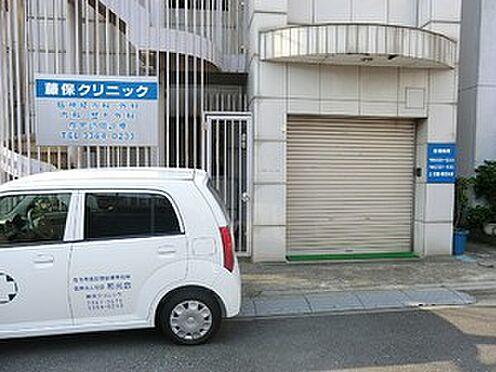 アパート-新宿区高田馬場3丁目 藤保クリニック
