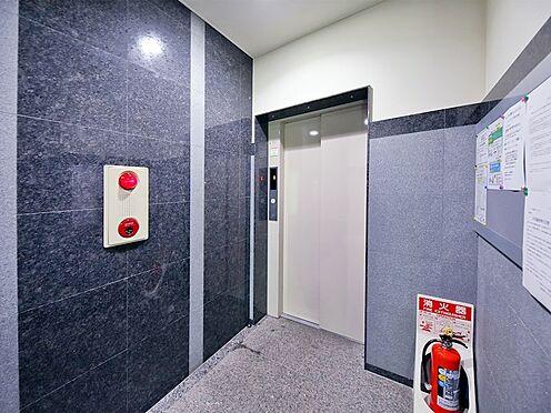 中古マンション-品川区荏原3丁目 エレベーター