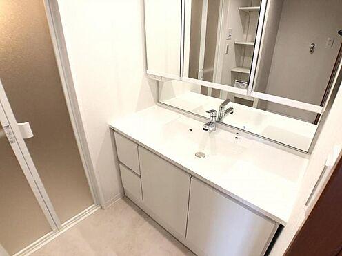 区分マンション-名古屋市西区南堀越1丁目 7月リフォームにて洗面台交換致します♪