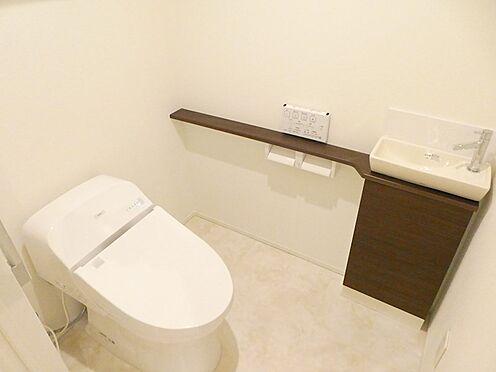 中古マンション-中央区晴海2丁目 手洗付トイレ