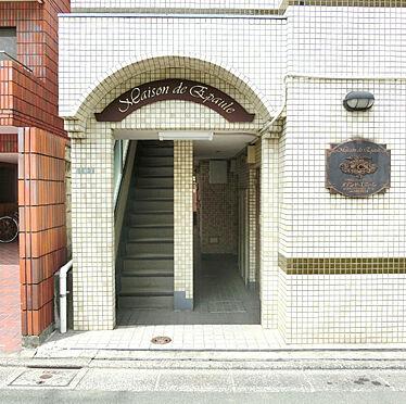 マンション(建物一部)-世田谷区弦巻4丁目 エントランスです。