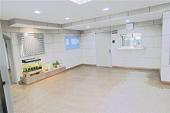 マンション(建物一部)-神戸市兵庫区滝山町 清潔に保たれた共用部