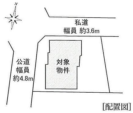 マンション(建物全部)-板橋区双葉町 区画図