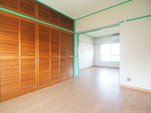 中古マンション-千葉市美浜区幸町2丁目 リビングと合わせてご利用が可能です!