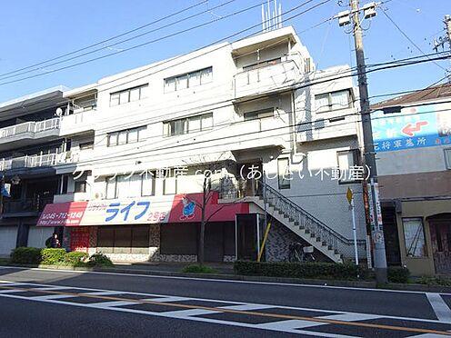 店舗(建物一部)-横浜市南区井土ケ谷上町 外観