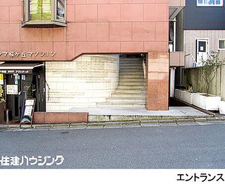 マンション(建物一部)-渋谷区桜丘町 玄関