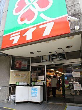 区分マンション-渋谷区笹塚1丁目 【スーパー】ライフ・笹塚店まで223m