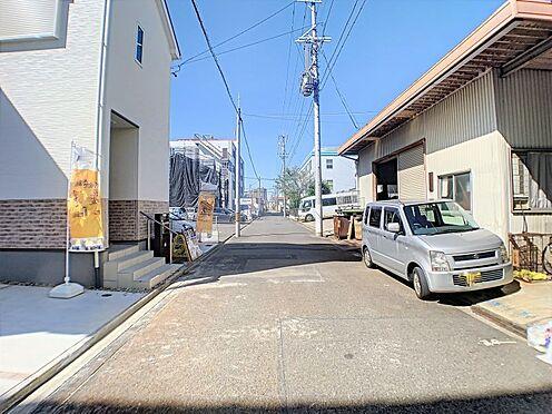 新築一戸建て-名古屋市守山区新守山 閑静な住宅街で子育てにも最適!