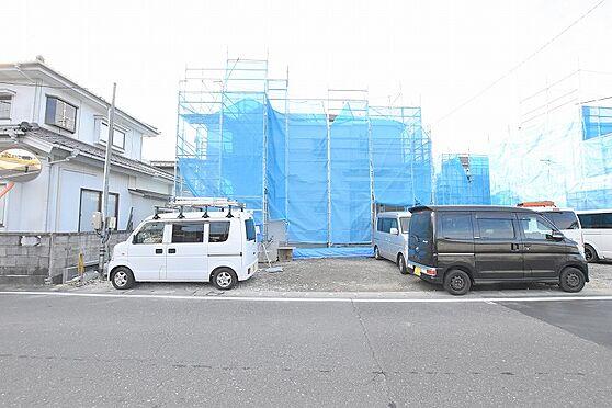 新築一戸建て-石巻市蛇田字下谷地 外観