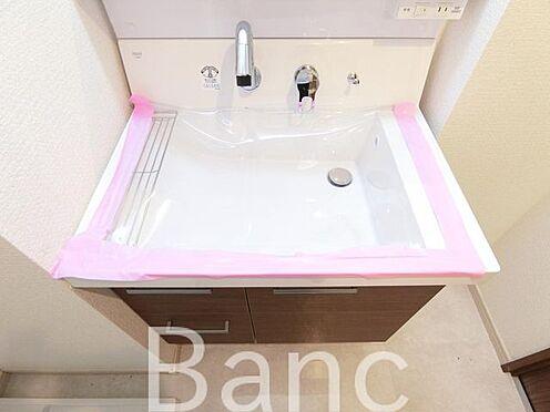 中古マンション-足立区東和1丁目 使いやすい洗面