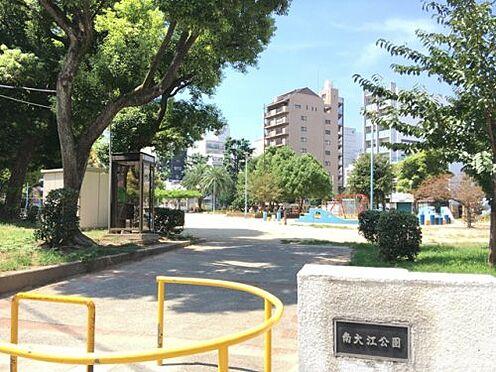 中古マンション-大阪市中央区農人橋2丁目 【公園】南大江公園まで366m