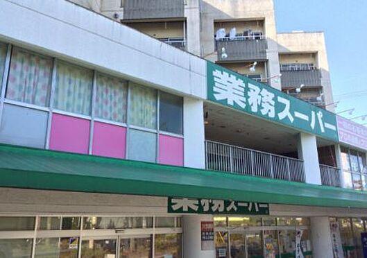 土地-名古屋市名東区極楽4丁目 業務スーパー名東極楽店まで徒歩約2分(約150m)