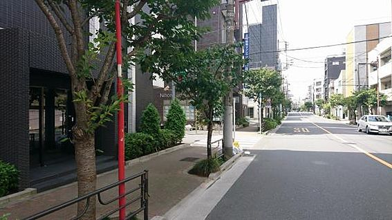 マンション(建物一部)-台東区浅草6丁目 東側前面道路♪