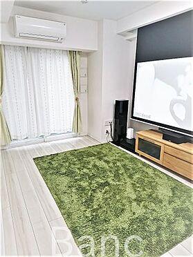 中古マンション-足立区梅田7丁目 梁の無いお部屋で家具の配置がしやすい間取りです