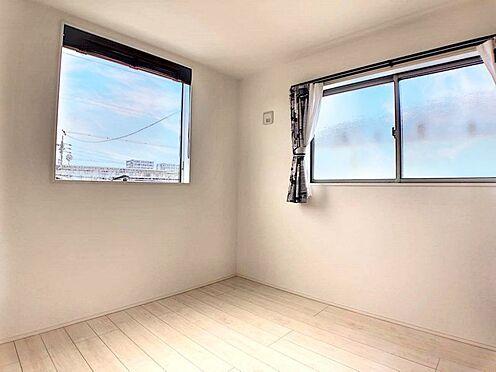 中古一戸建て-名古屋市緑区乗鞍1丁目 2面採光の日当たり・風通し良好な洋室