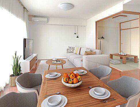 中古マンション-名古屋市中区大井町 ※家具類は売買対象に含みません。