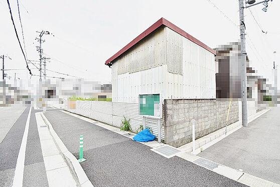 土地-姫路市飾磨区加茂東 外観
