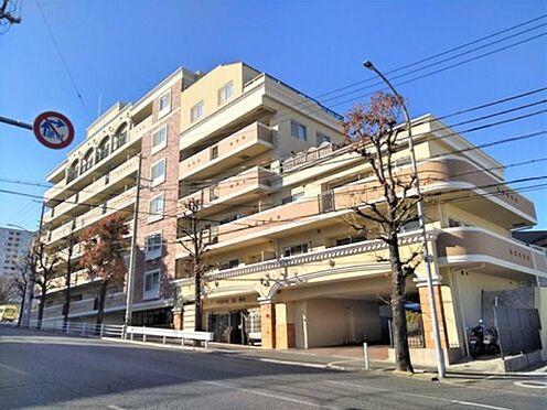 マンション(建物一部)-神戸市兵庫区鵯越町 ヨーロッパ風のオシャレな外観
