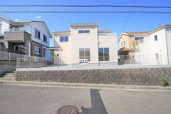 新築一戸建て-仙台市泉区鶴が丘3丁目 外観