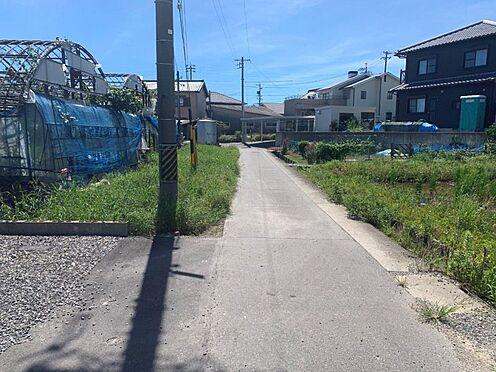 土地-西尾市一色町一色西荒子 落ち着いた住宅地内で快適な生活を実現してみませんか!