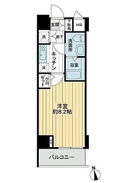 中古マンション-江東区平野3丁目 間取り