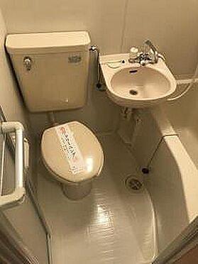 アパート-板橋区宮本町 浴室
