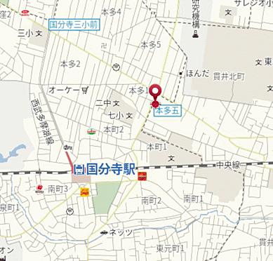マンション(建物一部)-小金井市貫井北町5丁目 その他