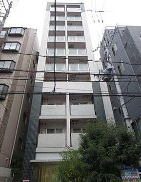 マンション(建物一部)-大阪市中央区島之内1丁目 スッキリとした外観