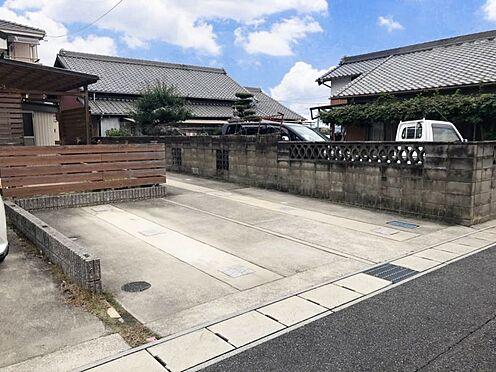 中古一戸建て-豊田市桝塚西町 駐車3台可!来客用のスペースとしても活用できますね。