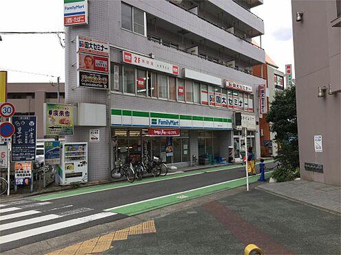 新築一戸建て-富士見市関沢3丁目 ファミリーマート東みずほ台店(722m)