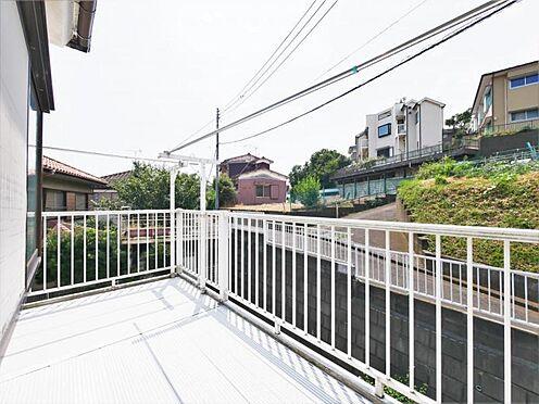 店舗・事務所・その他-横浜市保土ケ谷区仏向町 【バルコニー】明るく眺望良好です