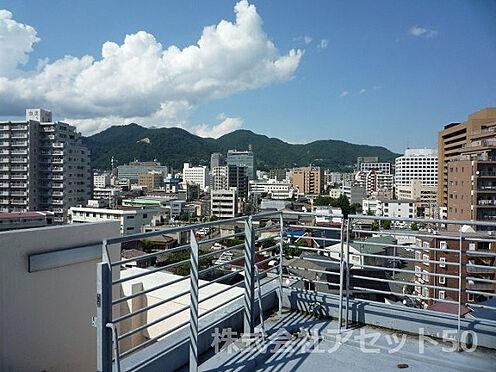 マンション(建物一部)-長野市大字南長野南石堂町 屋上からの眺望