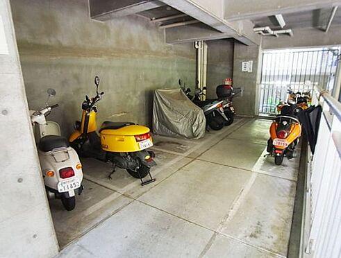 マンション(建物一部)-神戸市須磨区清水台 屋内にバイク置場あり