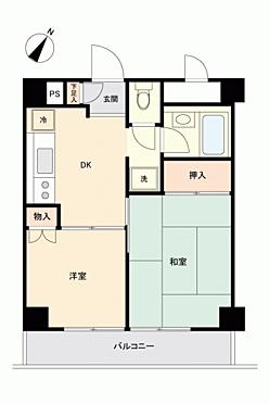 マンション(建物一部)-新宿区新宿6丁目 間取り
