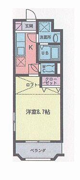 マンション(建物全部)-浜松市南区三島町 間取り