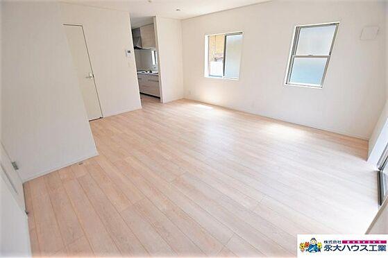 戸建賃貸-仙台市太白区茂庭字新組 居間