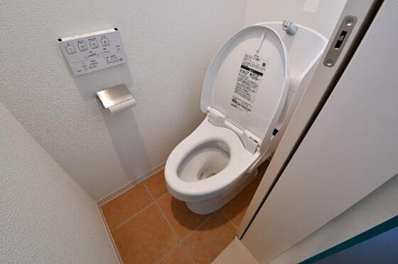 アパート-藤沢市本町2丁目 トイレ