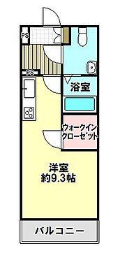 区分マンション-大阪市北区本庄西2丁目 ウォークインクローゼットあり