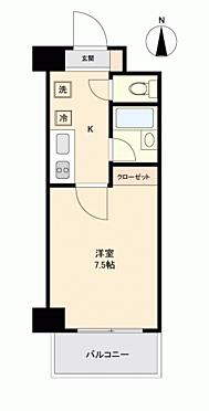 マンション(建物一部)-新潟市中央区花園1丁目 間取り