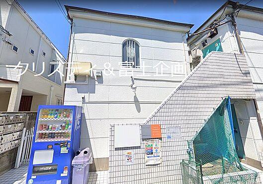 アパート-杉並区高円寺北 外観