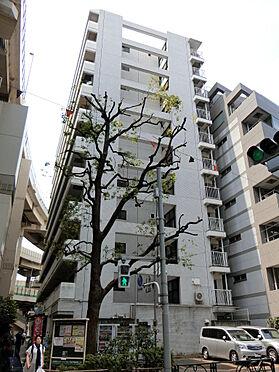 マンション(建物一部)-中央区日本橋箱崎町 南東側からのマンション画像です。
